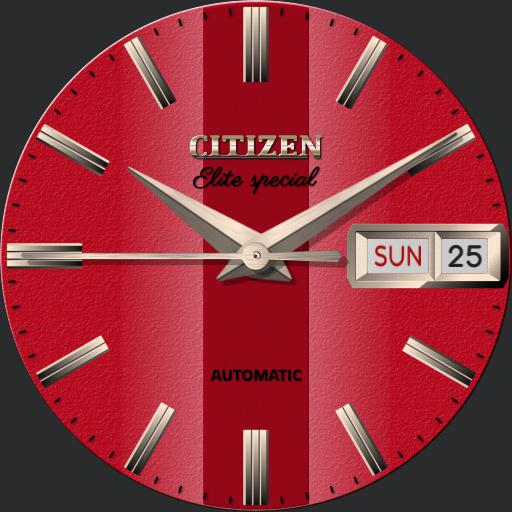Citizen Chrono Master Elite Special C.1969 V2 UCOLOR
