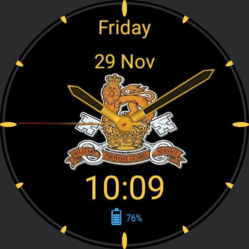 MPGS Watch