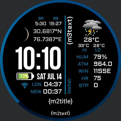 The Ultimate Watchface