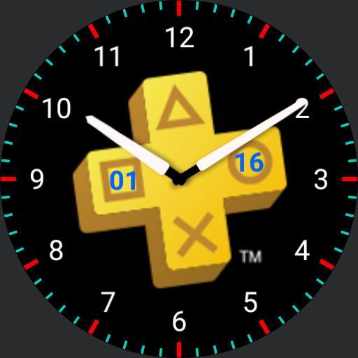 PlayStation quartz
