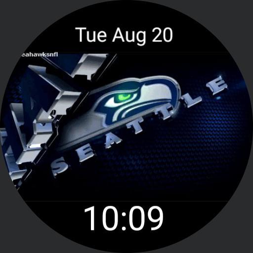 Seattle Seahawks Motion