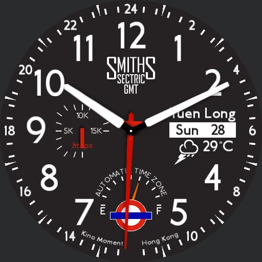 Tube London v1.2 GMT