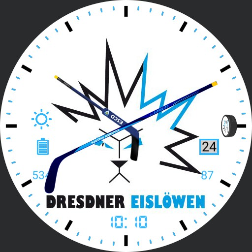 Eisloewen Dresden Analog Copy