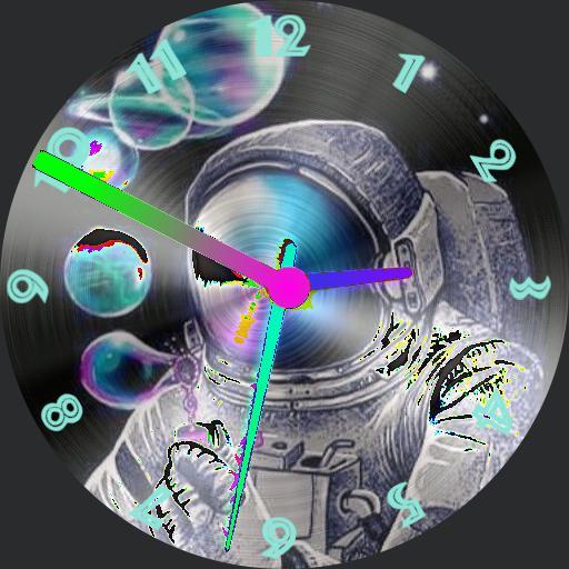Space Bubble Light