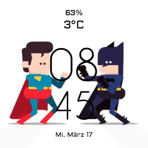 batman vs superman Ti animated