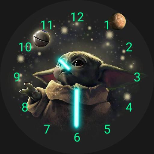Baby Yoda Watch Copy