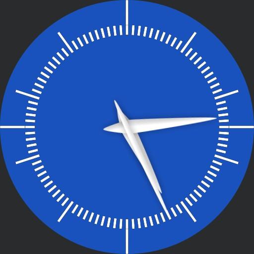 ABC Clock Decimal Time Watch