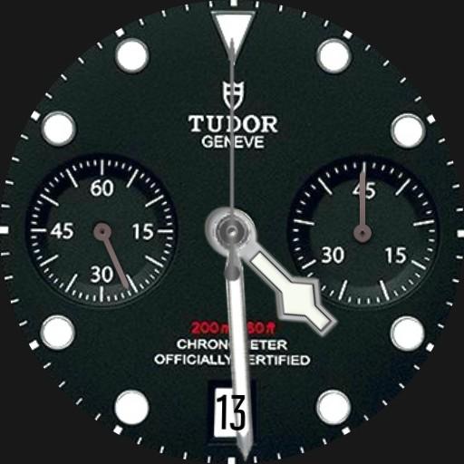 MM Tudor watch