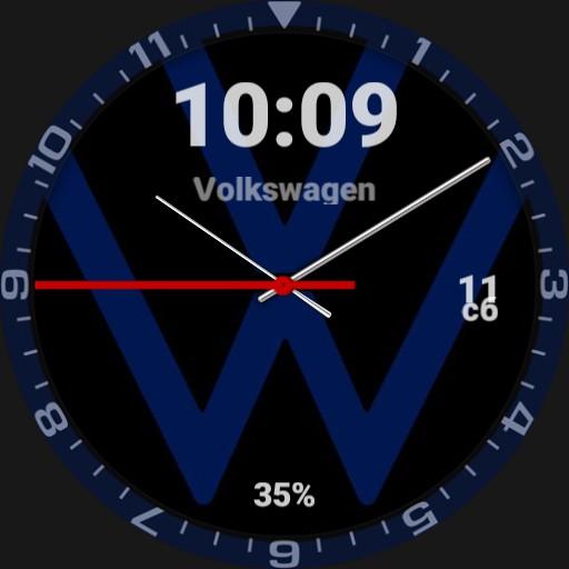 Volkswagen watchface