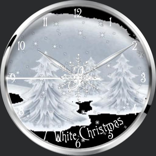 White Christmas  Snow Animation