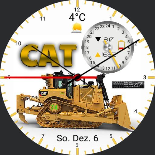 CAT D11