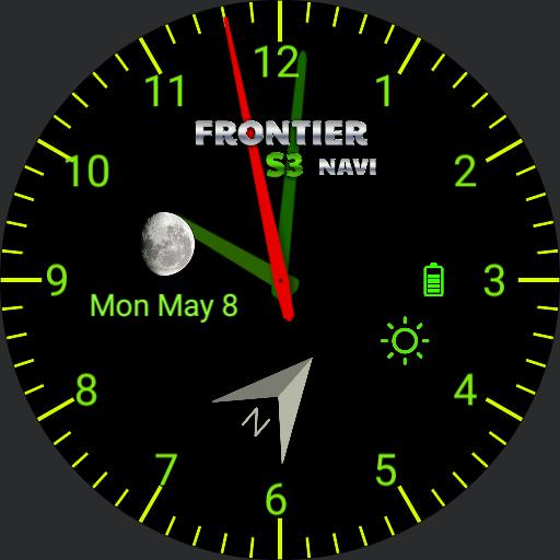 Palm Frontier navi