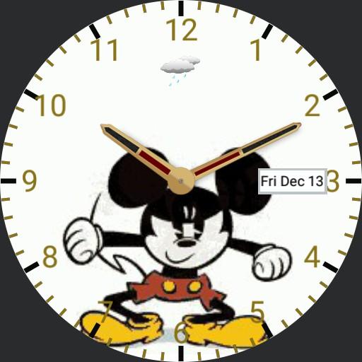 Jumping Mickey
