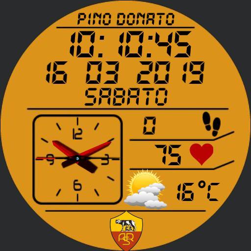 crono roma