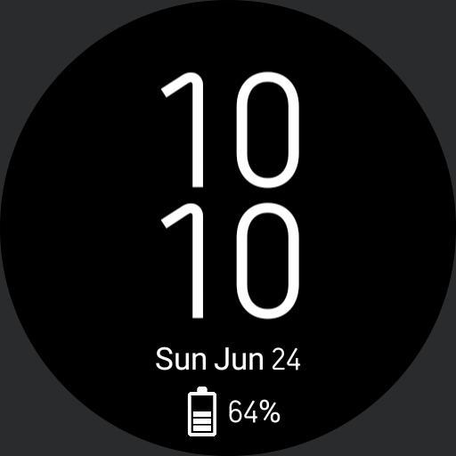 Samsung S9/Note 8 AOD