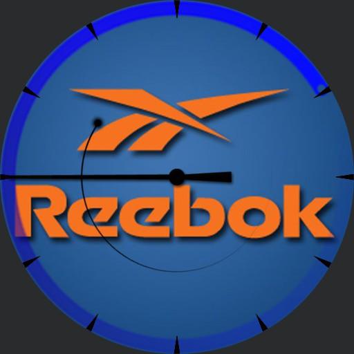 Orange Reebok