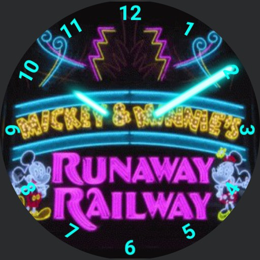 Mickey  Minnies Runaway Railway