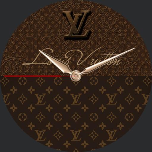 Louis Vuitton two tone, darker version.