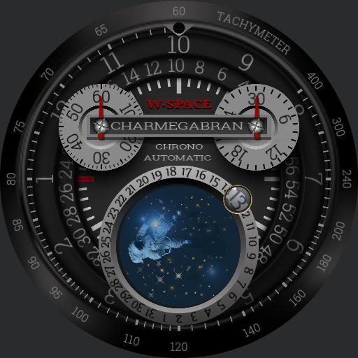 CHARMEGABRAN ,  W-SPACE