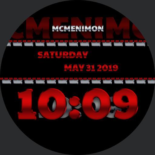 MCMENIMON RED