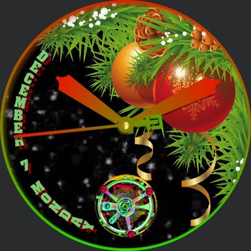 Christmas Tourbillon
