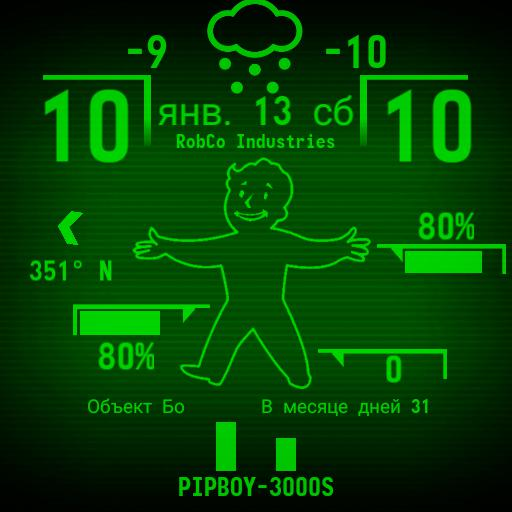PipBoy 3000S 2.0 Copy
