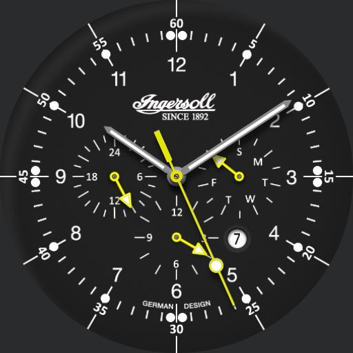 Ingersoll Houston Speedometer