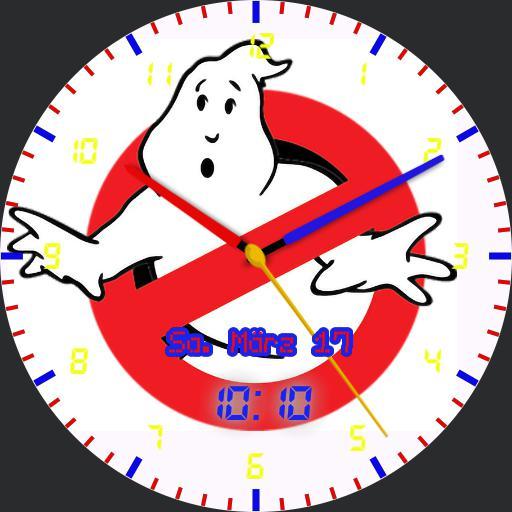 No ghost watch logo