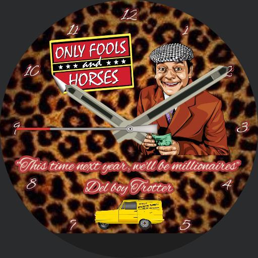 Only fools and horses - del boy