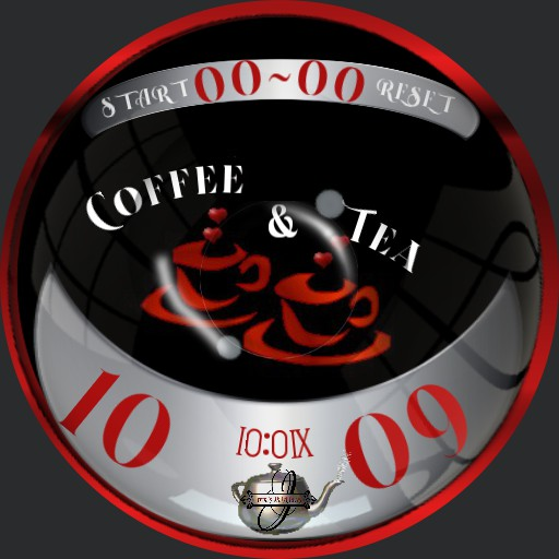 Coffee and Tea Timer