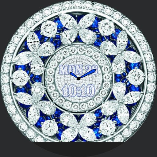 blue diamond butterflies