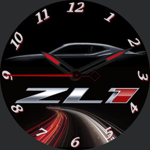 Camaro ZL1 Red