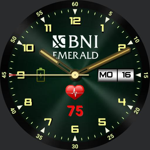 BNI Emerald With HR - Tono