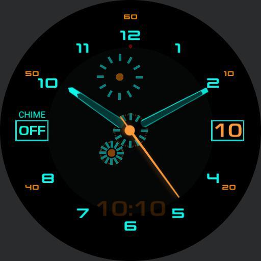 LaserMech Hourly Chime V2