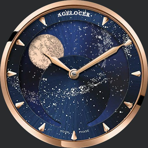 Agelocer Bosch Moonphase