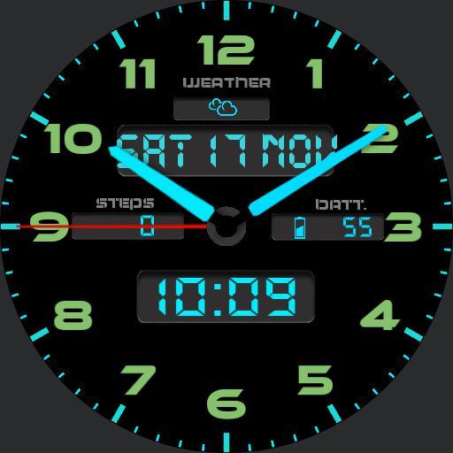 Ana Digi Watch 1