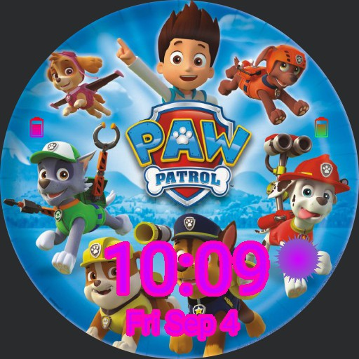 Paw Patrol Copy