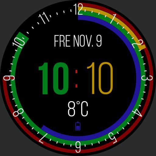 Thomazioum Rainbow Numbers