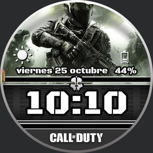 Call of duty Infinity