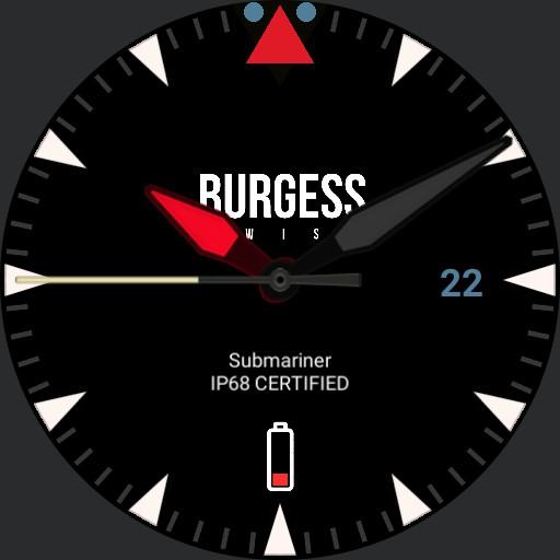 BURGESS Swiss