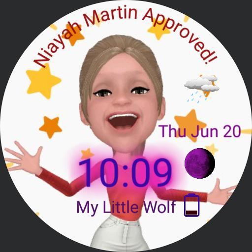 My Nieces Emoji Haha