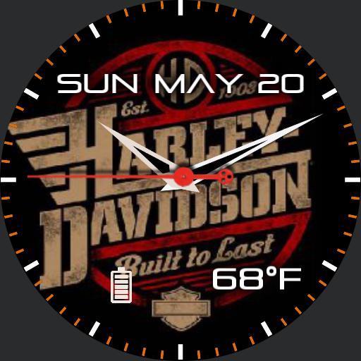 Harley Davidson BTL
