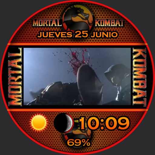 Mortal Kombat finish him