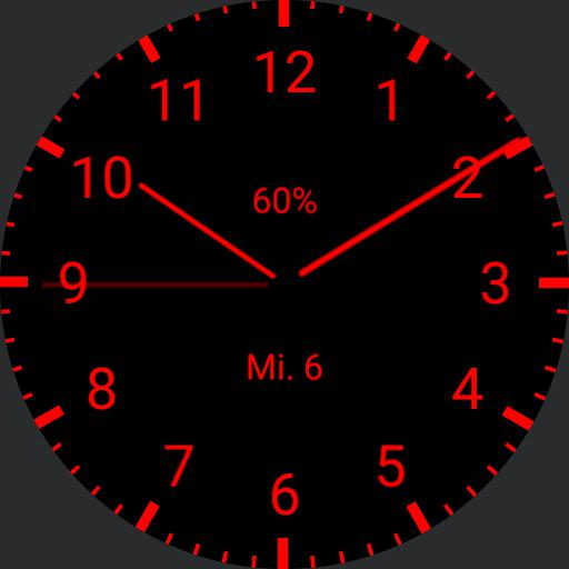 simple red Copy minutes