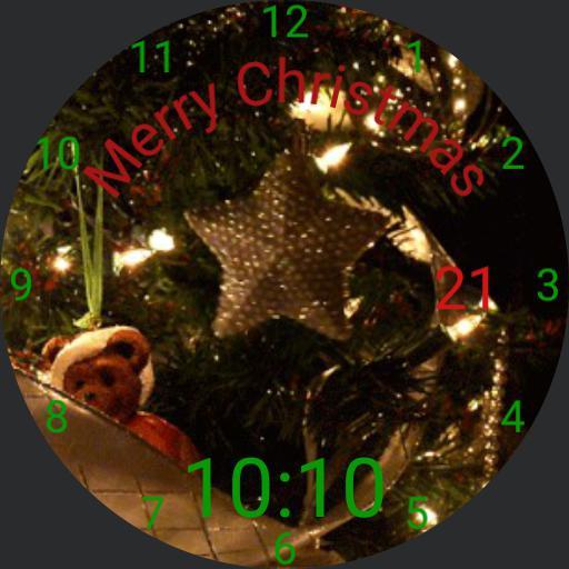 Merry Christmas roleex