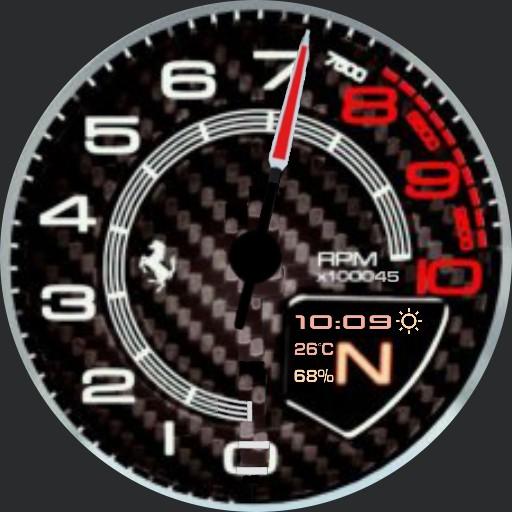 Ferrari good style Copy