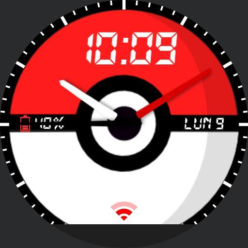 Pokeball Theme Watch - Pokmon