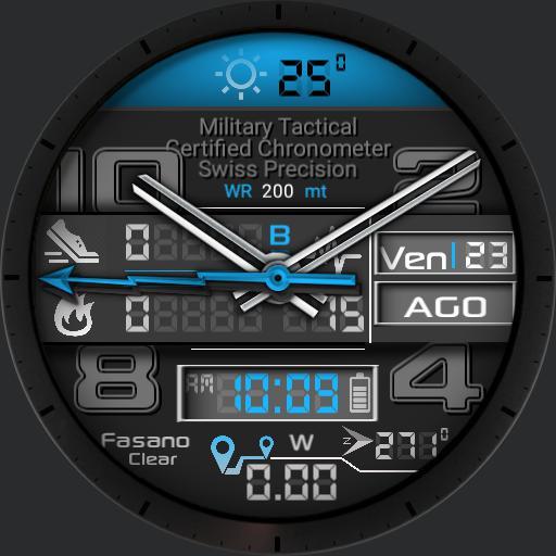 Tactical M1