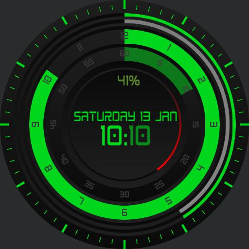 CTW Ucolor customized With Dimmed