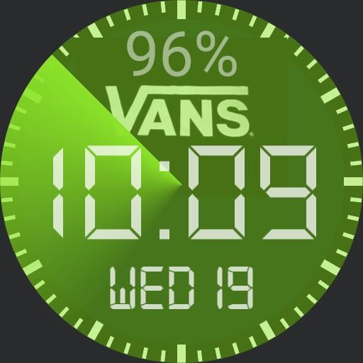Kents Vans radar